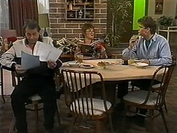 Doug Willis, Pam Willis, Adam Willis in Neighbours Episode 1334