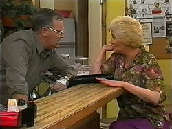Harold Bishop, Madge Bishop in Neighbours Episode 1334