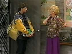 Ryan McLachlan, Madge Bishop in Neighbours Episode 1334