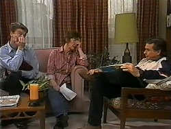Adam Willis, Pam Willis, Doug Willis in Neighbours Episode 1334