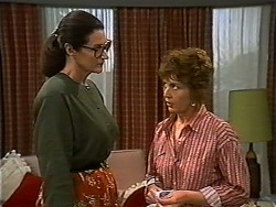 Dorothy Burke, Pam Willis in Neighbours Episode 1334