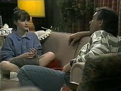 Cody Willis, Doug Willis in Neighbours Episode 1338