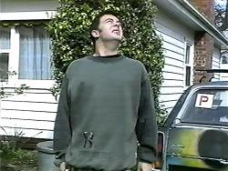 Matt Robinson in Neighbours Episode 1338