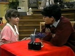Cody Willis, Josh Anderson in Neighbours Episode 1338