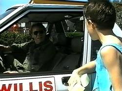 Doug Willis, Toby Mangel in Neighbours Episode 1338