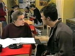Melissa Jarrett, Matt Robinson in Neighbours Episode 1338