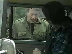 Doug Willis, Joe Mangel in Neighbours Episode 1338