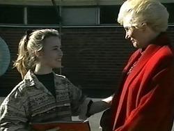 Gemma Ramsay, Madge Bishop in Neighbours Episode 1338