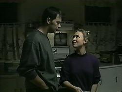 Matt Robinson, Gemma Ramsay in Neighbours Episode 1339