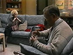Madge Bishop, Harold Bishop in Neighbours Episode 1339
