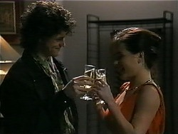 Rory Marsden, Christina Alessi in Neighbours Episode 1339