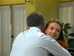 Harold Bishop, Melanie Pearson in Neighbours Episode 1339