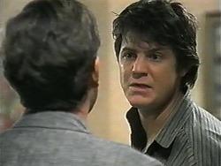 Eric Jensen, Joe Mangel in Neighbours Episode 1340