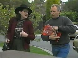 Dorothy Burke, Jim Robinson in Neighbours Episode 1340