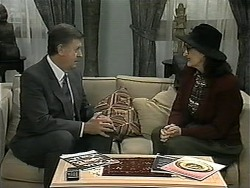 John Brice, Dorothy Burke in Neighbours Episode 1340
