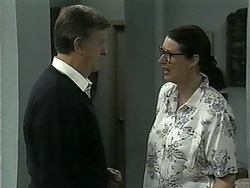 John Brice, Dorothy Burke in Neighbours Episode 1341