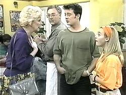 Madge Bishop, Harold Bishop, Matt Robinson, Gemma Ramsay in Neighbours Episode 1341