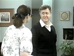 Dorothy Burke, John Brice in Neighbours Episode 1341