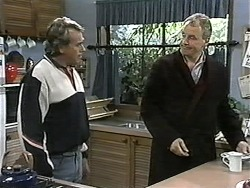 Doug Willis, Jim Robinson in Neighbours Episode 1342