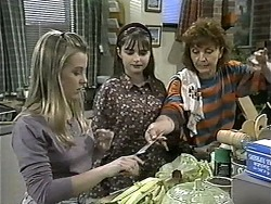 Melissa Jarrett, Cody Willis, Pam Willis in Neighbours Episode 1342