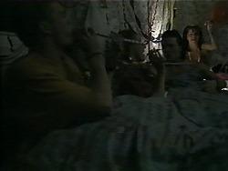 Paul Robinson, Caroline Alessi, Melanie Pearson, Rory Marsden, Christina Alessi in Neighbours Episode 1342