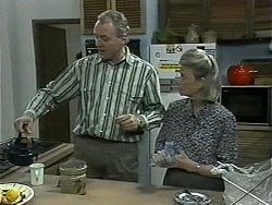 Jim Robinson, Helen Daniels in Neighbours Episode 1343
