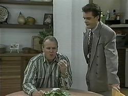 Jim Robinson, Paul Robinson in Neighbours Episode 1343