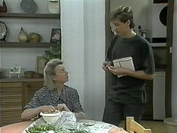 Helen Daniels, Ryan McLachlan in Neighbours Episode 1343