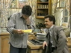 Joe Mangel, Paul Robinson in Neighbours Episode 1343