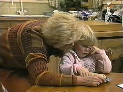 Madge Bishop, Sky Mangel in Neighbours Episode 1344