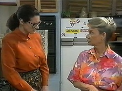 Dorothy Burke, Helen Daniels in Neighbours Episode 1345