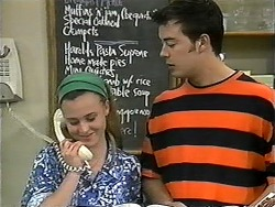 Gemma Ramsay, Matt Robinson in Neighbours Episode 1345