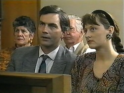 Eric Jensen, Sandy Jensen in Neighbours Episode 1345
