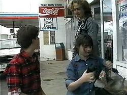 Todd Landers, Thief, Cody Willis in Neighbours Episode 1346
