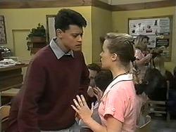 Josh Anderson, Melissa Jarrett in Neighbours Episode 1346