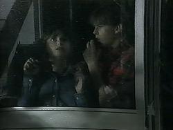 Cody Willis, Todd Landers in Neighbours Episode 1346