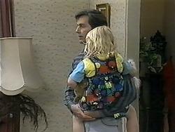 Eric Jensen, Sky Mangel in Neighbours Episode 1346