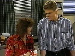 Pam Willis, Adam Willis in Neighbours Episode 1347