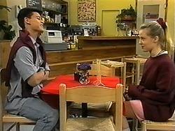 Josh Anderson, Melissa Jarrett in Neighbours Episode 1347