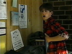 Todd Landers in Neighbours Episode 1347