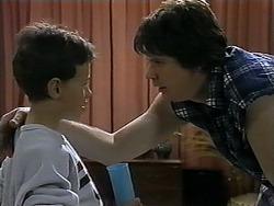 Toby Mangel, Joe Mangel in Neighbours Episode 1347