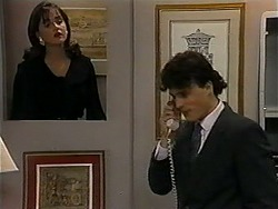 Caroline Alessi, Rory Marsden in Neighbours Episode 1347