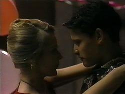 Melissa Jarrett, Josh Anderson in Neighbours Episode 1347