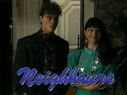 Rory Marsden, Magella in Neighbours Episode 1347