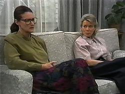 Dorothy Burke, Helen Daniels in Neighbours Episode 1349