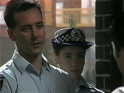 Police Officer in Neighbours Episode 1349