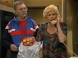 Harold Bishop, Madge Bishop in Neighbours Episode 1349
