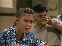 Gemma Ramsay, Matt Robinson in Neighbours Episode 1349