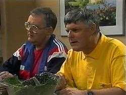 Harold Bishop, Tom Ramsay in Neighbours Episode 1349