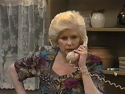 Madge Bishop in Neighbours Episode 1350